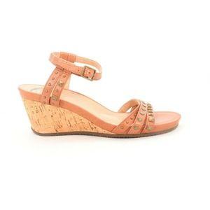 Abeo Lena Sandals Dark Tan Size US 8  ($ )88